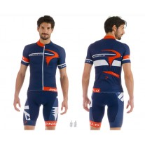 Pinarello shirt GARA navy blue/red/white