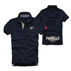 Pinarello polo blue