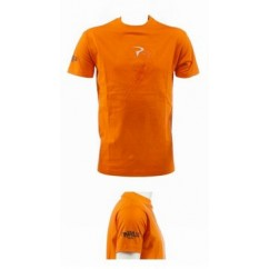 Pinarello T-shirt ciclista gpt orange