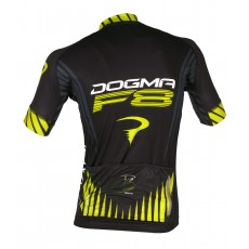 Pinarello FRC shirt Dogma F8 black/yellow fluo