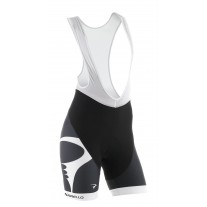 Pinarello Vero BIB short black/white women