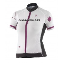 Pinarello FRC Stars shirt purple/white/black women