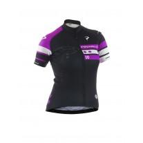 Pinarello SCATTO Tre Bande shirt purple/black women