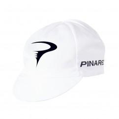 Pinarello petje wit/zwart