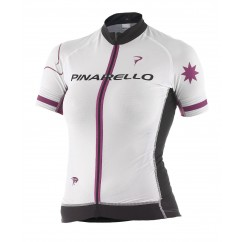 Pinarello FRC Stars shirt purple/white/black
