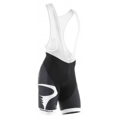 Pinarello BIB short black/white women