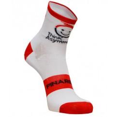 Pinarello sokken Think Asymmetric