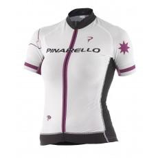 Pinarello FRC Stars shirt purple/white/black women